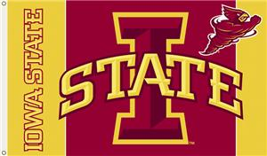 COLLEGIATE Iowa State 2-Sided 3&#39; x 5&#39; Flag