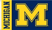 COLLEGIATE Michigan 2-Sided 3' x 5' Flag