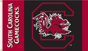 COLLEGIATE South Carolina 2-Sided 3' x 5' Flag