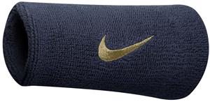 NIKE Swoosh Doublewide Wristbands (Pairs)