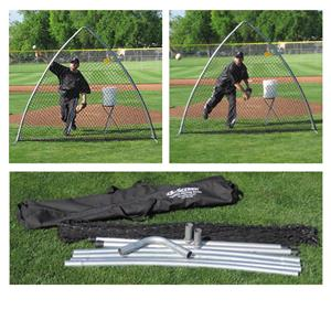 A-Screen Portable Baseball Pitching Screens