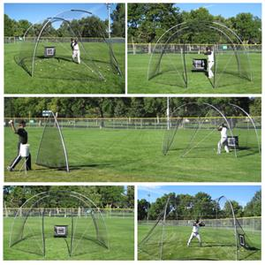 BP1000 Portable Baseball Batting Cages