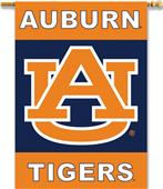 "COLLEGIATE Auburn 2-Sided 28"" x 40"" Banner"
