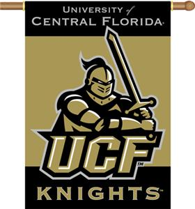 COLLEGIATE Central Florida 2-Sided Banner