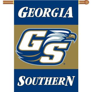 COLLEGIATE Georgia Southern 2-Sided Banner