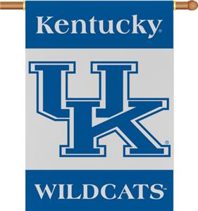 COLLEGIATE Kentucky 2-Sided 28&quot; x 40&quot; Banner