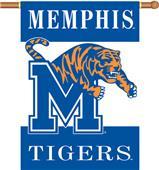 "COLLEGIATE Memphis 2-Sided 28"" x 40"" Banner"