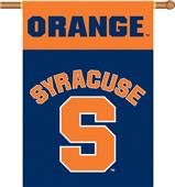 "COLLEGIATE Syracuse 2-Sided 28"" x 40"" Banner"