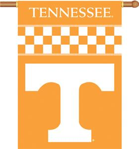 "COLLEGIATE Tennessee 2-Sided 28"" x 40"" Banner"