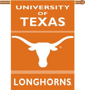 "COLLEGIATE Texas 2-Sided 28"" x 40"" Banner"
