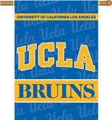 "COLLEGIATE UCLA 2-Sided 28"" x 40"" Banner"