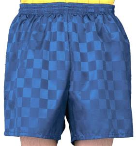 Checkerboard soccer shorts Youth/Adult