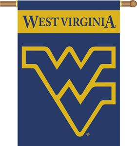 "COLLEGIATE West Virginia 2-Sided 28"" x 40"" Banner"