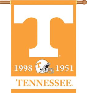 COLLEGIATE Tennessee 2-Sided 28&quot; x 40&quot; Banner