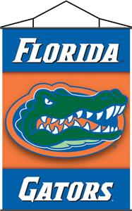 COLLEGIATE Florida Indoor Banner Scroll