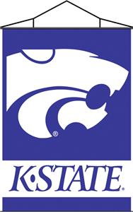 COLLEGIATE Kansas State Indoor Banner Scroll