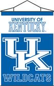 COLLEGIATE Kentucky Indoor Banner Scroll
