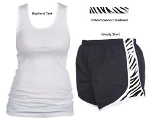 Boxercraft Girls Camp Combo Sets
