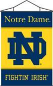 COLLEGIATE Notre Dame Indoor Banner Scroll