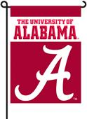 "COLLEGIATE Alabama 2-Sided 13"" x 18"" Garden Flag"