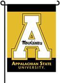 "COLLEGIATE Appalachian State 13"" x 18"" Garden Flag"