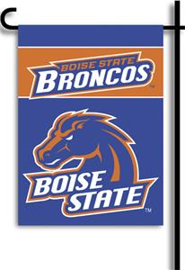 "COLLEGIATE Boise St. 2-Sided 13"" x 18"" Garden Flag"