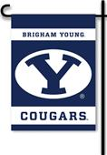 "COLLEGIATE Brigham Young 13"" x 18"" Garden Flag"