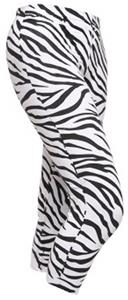 Boxercraft Womens Zebra Print Love &#39;Em Leggings