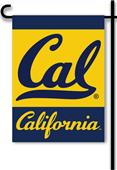 "COLLEGIATE Cal 2-Sided 13"" x 18"" Garden Flag"