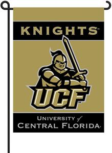 "COLLEGIATE Central Florida 13"" x 18"" Garden Flag"