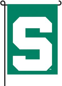 "COLLEGIATE Michigan State 13"" x 18"" Garden Flag"