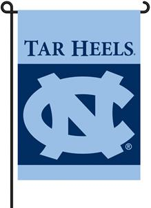 "COLLEGIATE North Carolina 13"" x 18"" Garden Flag"