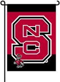 "COLLEGIATE NC State 2-Sided 13"" x 18"" Garden Flag"