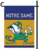 "COLLEGIATE Notre Dame 13"" x 18"" Garden Flag"