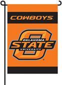 """COLLEGIATE Oklahoma State 13"""" x 18"""" Garden Flag"""