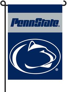 "COLLEGIATE Penn St. 2-Sided 13"" x 18"" Garden Flag"