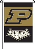 "COLLEGIATE Purdue 2-Sided 13"" x 18"" Garden Flag"