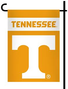 "COLLEGIATE Tennessee 2-Sided 13"" x 18"" Garden Flag"