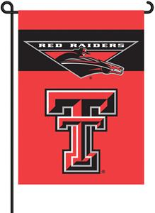 "COLLEGIATE Texas Tech 13"" x 18"" Garden Flag"