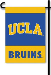 "COLLEGIATE UCLA 2-Sided 13"" x 18"" Garden Flag"