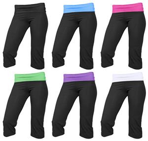 Boxercraft Girls Practice Capris
