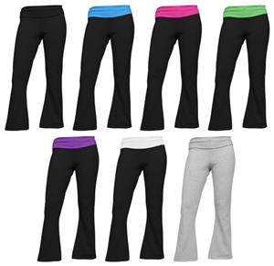 Boxercraft Girls Practice Pants
