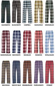 Boxercraft Boy's Classic Flannel Pants
