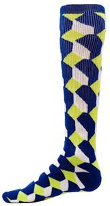 Red Lion Cube Athletic Socks