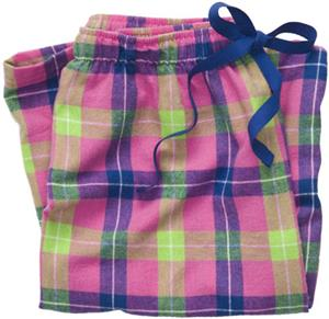 Boxercraft Adult Fashion Plaid Flannel Pants
