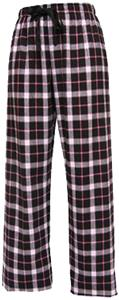 Boxercraft Girl's Fashion Plaid Flannel Pants