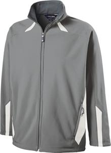Holloway 3L Soft Shell Vortex Full Zip Jacket
