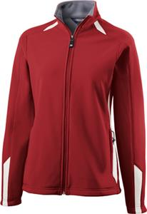 Holloway Ladies' 3L Soft Shell Vortex Jacket