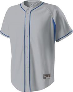 Holloway Ignite Faux Full Button Baseball Jerseys