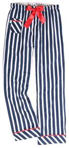 Boxercraft Girls' Striped V.I.P Flannel Pants
